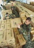 Military Orders RFID Tracking