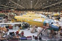 Boeing Finds the Right Stuff