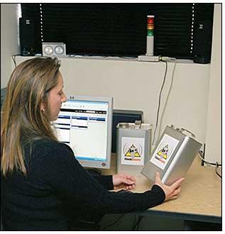 NASA Tries RFID for HAZMAT