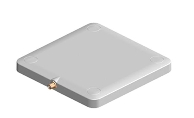 """Times-7 – A5020 5"""" x 5"""" SlimLine Circular Polarized RFID antenna"""