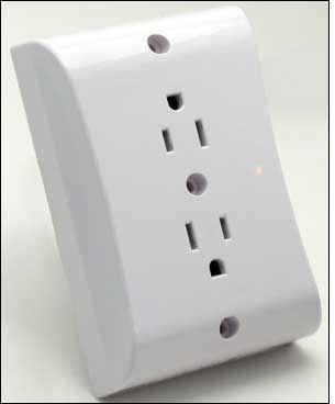 TalkingPlug Uses RFID-Enabled Power Outlets for Energy Management