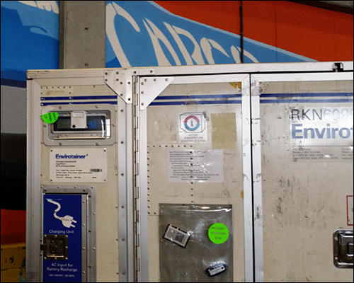 Best Use of RFID to Enhance a Product/Service: Kuehne + Nagel Monitors Pharmaceuticals to Improve Customer Service