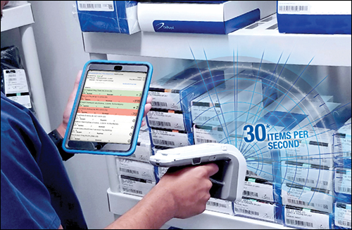 RFID, GPS Technologies Automate Wound Therapy Pump Management