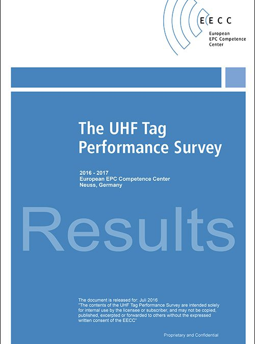 EECC Study Finds Intelligence in UHF RFID