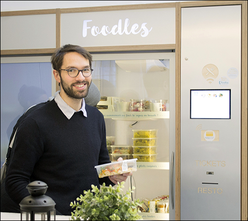 Foodles Brings Oodles of RFID-Enabled Dining Options to Paris
