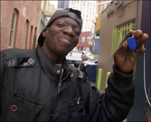 Beacons Bring Hope to Seattle Homeless