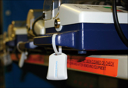 RFID Boosts Medical Equipment Usage at U.K. Hospital