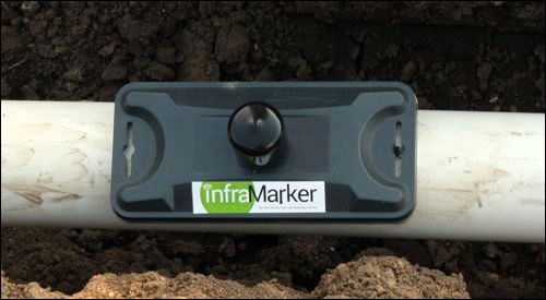 InfraMarker Adds GPS, Cloud Services to Manage Buried Assets