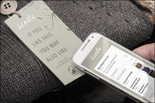 Arjowiggins Offers Paper With Embedded NFC RFID Tags