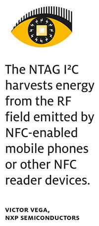 Keep an Eye On Energy-Harvesting Tags