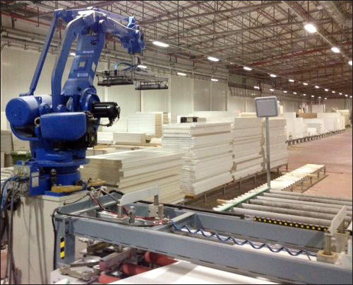 RFID Opens the Door to Automation at Pandoor