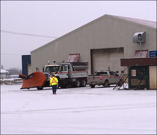 Fairbanks Using Smart, Connected Plows to Improve Snow and Ice Removal
