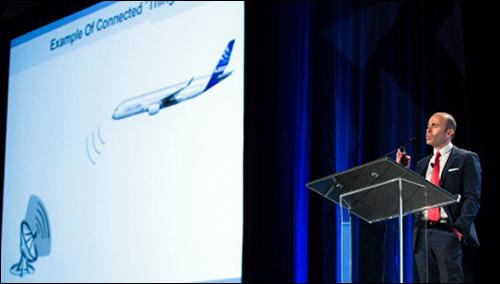 RFID Special Achievement Award: The Man Who Gave RFID Flight in Aerospace