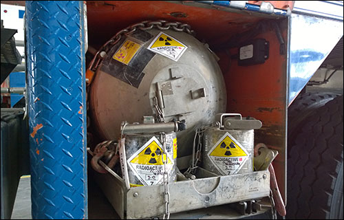 RFID Tracks Radioactive Materials Used by Oil Services Providers to Explore New Well Sites