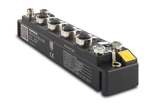 Turck Introduces New Rugged, Compact RFID        Interface