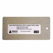 William Frick & Co. Announces SmartMark™ High-Performance Metal Mount RFID Label
