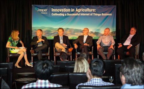Harvesting the IoT Down on the Farm