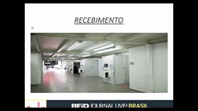 Brascol Usa RFID para melhorar o controle de inventário