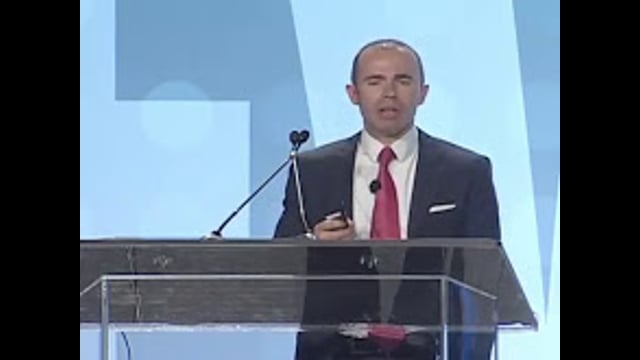 Keynote: RFID's Role in the Aerospace Value Chain, Part 1
