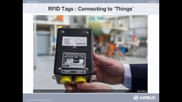 Keynote: RFID's Role in the Aerospace Value Chain, Part 2