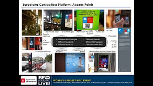 Barcelona Uses NFC to Provide Mobile Services