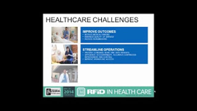 RFID in Health Care Panel