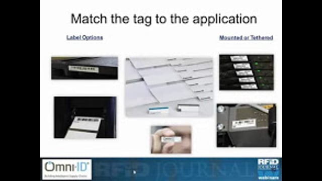 Passive RFID Tags: The Foundation