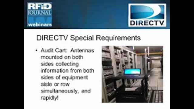 DIRECTV—Asset Management in Broadcast Engineering