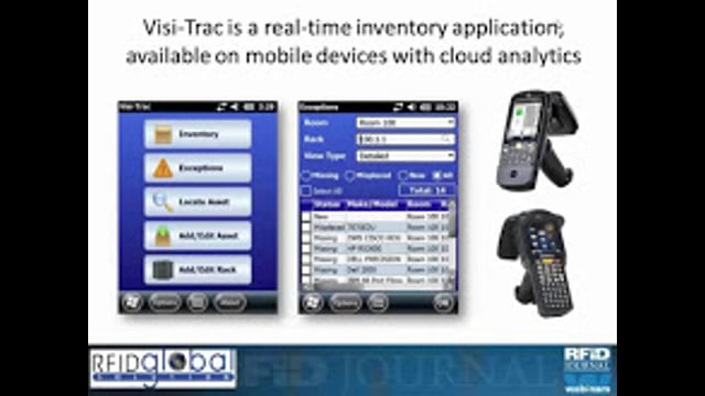RFID Software That Delivers Business Metrics