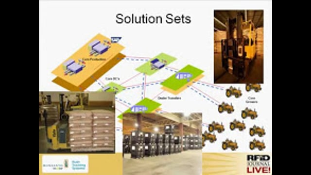 Real-World RFID for Supply-Chain Optimization at Monsanto