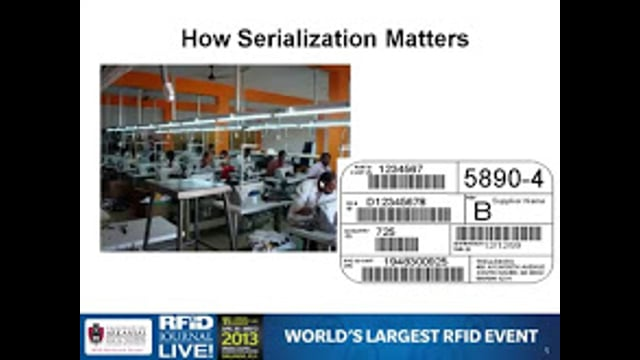 RFID Deployment Strategies: How to Manage Serialized Data