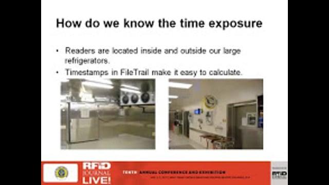 Using RFID at the Maryland Medical Examiner's Office