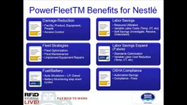 Supply Chain: Nestlé Waters Reduces Vehicle Maintenance Costs
