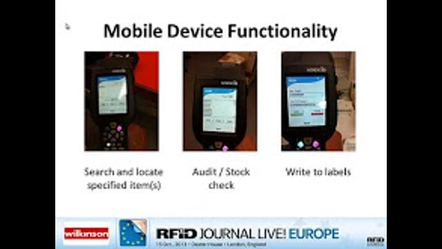 Kingston University Automates Inventory Control Via RFID