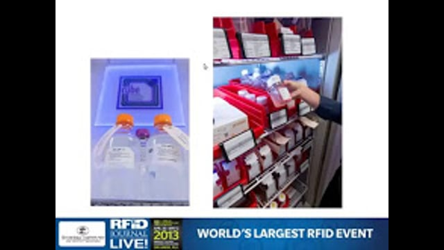 Security and Access Control: Stowers Institute Researchers Shop for Supplies Via RFID