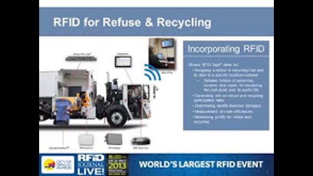 RFID Green Award Winner: City of Grand Rapids