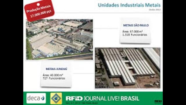 Rastreabilidade na fabricação: RFID e SAP WM para melhorar a produção e fluxo RTI