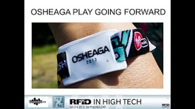 NFC Case Study: Evenko's Osheaga Music Festival