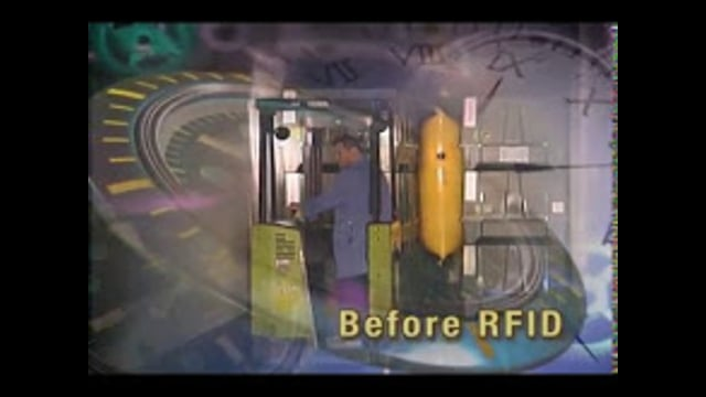 Boeing Improves Efficiencies with RFID