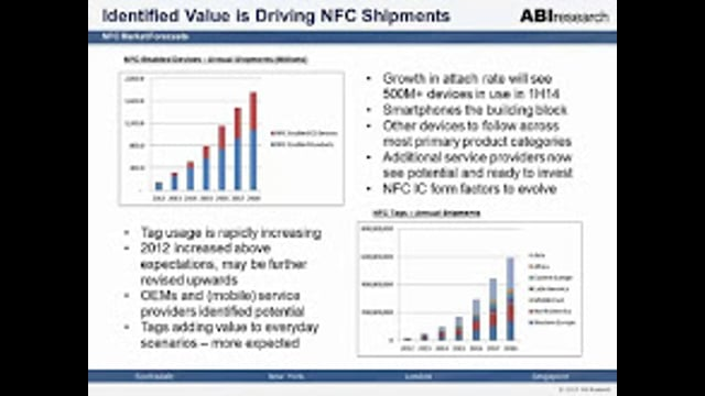 Tapping Into NFC Growth