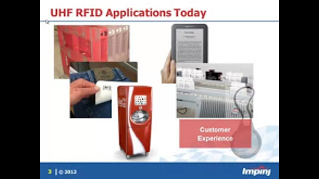 The Next Wave: UHF RFID Embedded in Electronic Devices