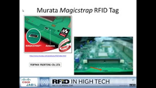 Improving WIP Tracking and Production Control Within the PCBA Process Via RFID