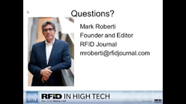 Strategies and Best Practices for RFID in High Tech