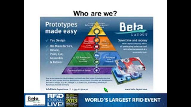 Embedded RFID Workshop: The Benefits of Embedding RFID in PCBs