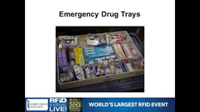 Health Care/Pharma: RFID Improves Management of Emergency Medicine Kits