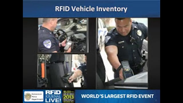 Visibility/Traceability: Richardson, Texas Police Department Uses RFID to Track Critical Assets
