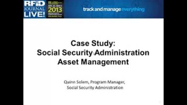 IT Asset Tracking: Case Study – Social Security Administration Manages IT Assets