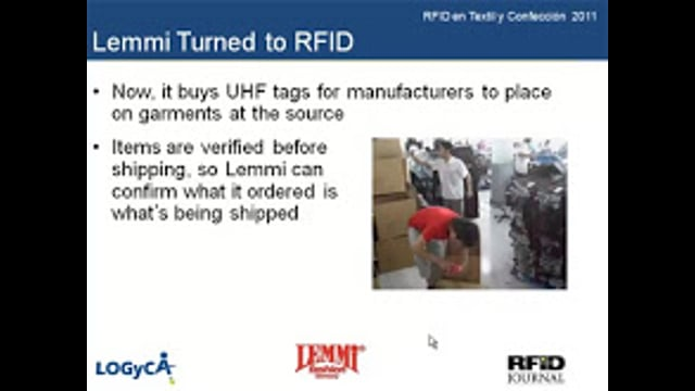 RFID in Fashion: The State of Adoption