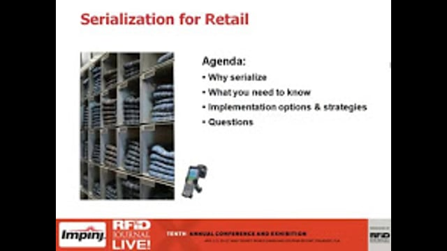 Serialization Strategies for Scalable and Reliable Item Tagging