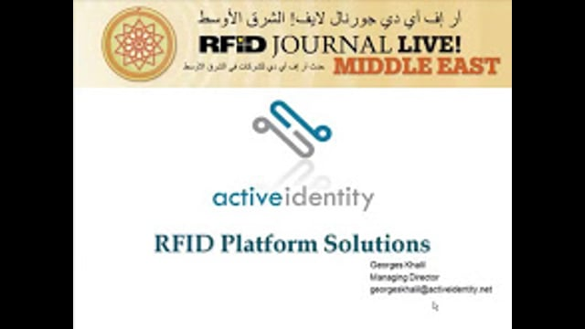 Achieving Real Business Value From RFID